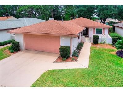 656 Augusta Road, Winter Haven, FL 33884 - MLS#: P4716094