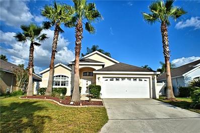 318 Sir Phillips Drive, Davenport, FL 33837 - MLS#: P4716748