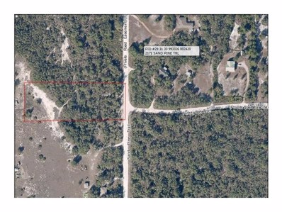 2218 Sand Pine Trail, Frostproof, FL 33843 - MLS#: P4716912