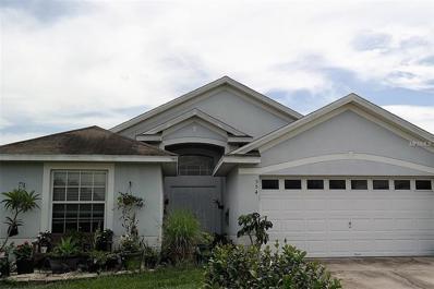 554 Halstead Drive, Davenport, FL 33897 - MLS#: P4716977