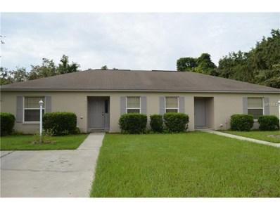 3234 Emanuel Drive, Lake Wales, FL 33898 - MLS#: P4717230