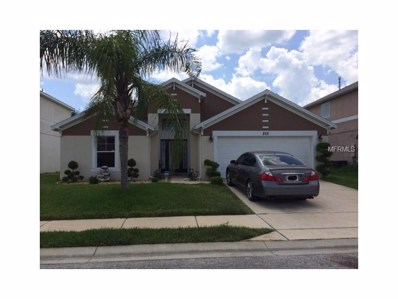 252 Windsor Estates Drive, Davenport, FL 33837 - MLS#: P4717641