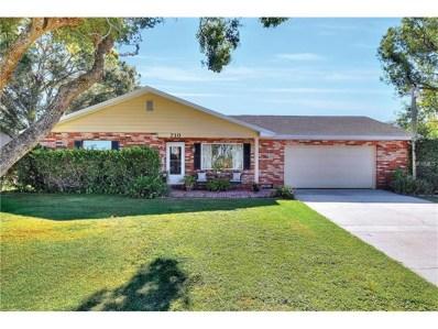 710 S Terrace Drive, Eagle Lake, FL 33839 - MLS#: P4717802