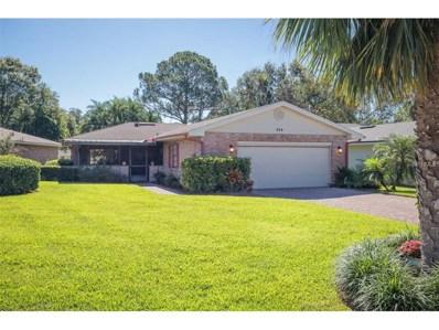 384 Troon Court, Winter Haven, FL 33884 - MLS#: P4717885