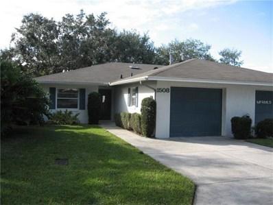 1508 Oakview Circle SE, Winter Haven, FL 33880 - MLS#: P4718109