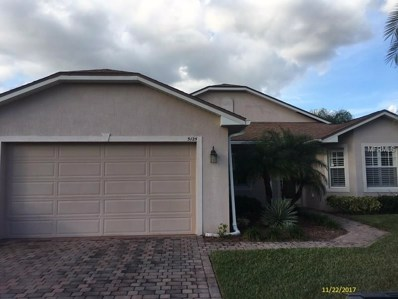 5125 Winged Foot Lane, Winter Haven, FL 33884 - MLS#: P4718243