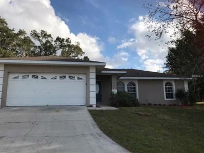 136 S Terrace Drive, Eagle Lake, FL 33839 - MLS#: P4718260