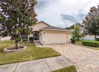 496 Lake Suzanne Drive, Lake Wales, FL 33859 - MLS#: P4718614