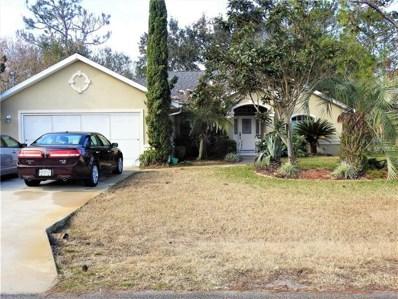 4 Walla Place, Palm Coast, FL 32164 - MLS#: P4718752