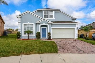 369 Vizcay Way, Davenport, FL 33837 - MLS#: P4719101