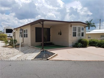 251 Patterson Road UNIT G11, Haines City, FL 33844 - MLS#: P4719187
