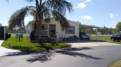 5130 Abc Road UNIT 134, Lake Wales, FL 33859 - MLS#: P4719723