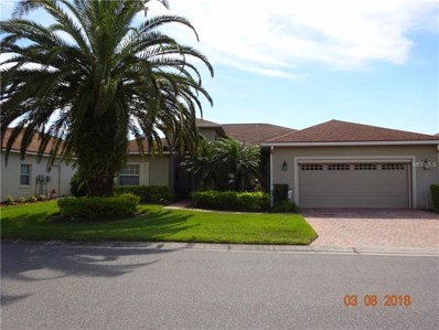 4043 Ashton Club Drive, Lake Wales, FL 33859 - MLS#: P4719738
