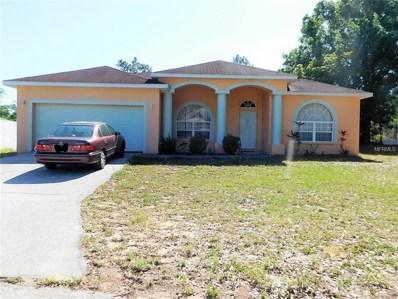 1903 Verano Drive, Haines City, FL 33844 - MLS#: P4719909