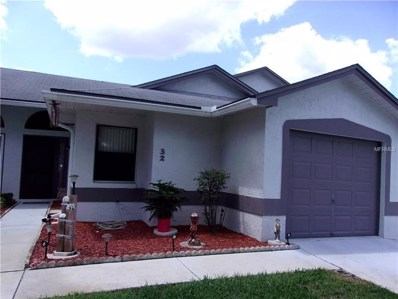 6380 Egret Drive UNIT 32, Lakeland, FL 33809 - MLS#: P4900119
