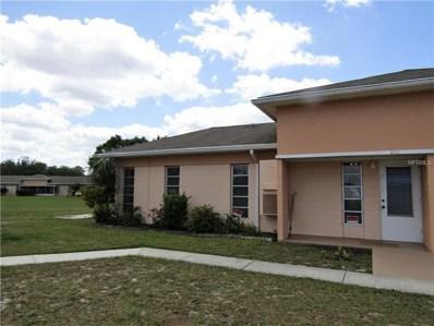 3101 Club Circle UNIT 3101, Lake Wales, FL 33898 - MLS#: P4900141
