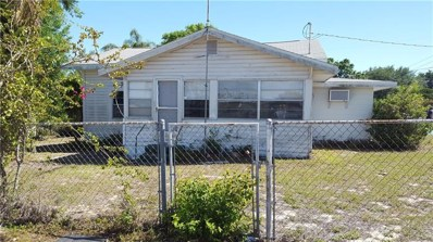 320 N Palm Avenue, Frostproof, FL 33843 - MLS#: P4900155
