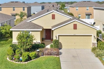 626 Kermarah Avenue, Haines City, FL 33844 - MLS#: P4900177