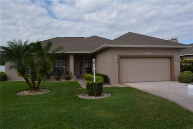 279 Ruby Lake Lane, Winter Haven, FL 33884 - MLS#: P4900391