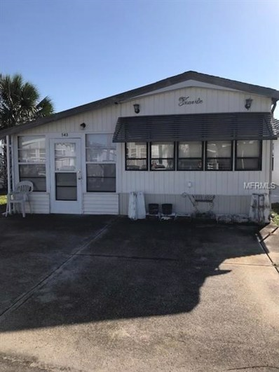 9000 Us Highway 192 UNIT 543, Clermont, FL 34714 - MLS#: P4900445