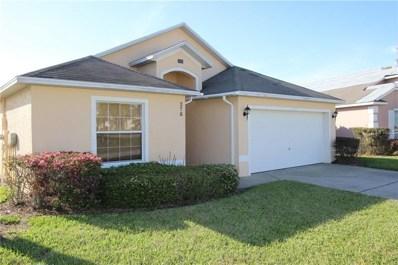 376 Tivoli Circle, Davenport, FL 33837 - MLS#: P4900533