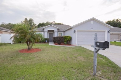 4219 Misty Way, Auburndale, FL 33823 - MLS#: P4900541