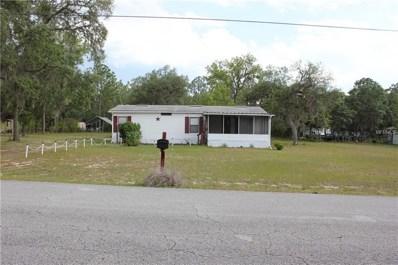 6338 W Appomattox Lane, Homosassa, FL 34448 - MLS#: P4900596