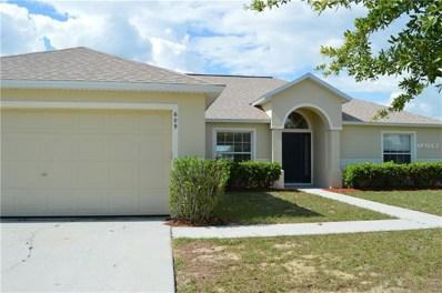 609 Hatchwood Drive, Haines City, FL 33844 - MLS#: P4900765