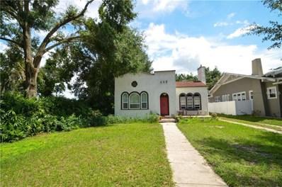 121 Palm Place, Haines City, FL 33844 - MLS#: P4900879