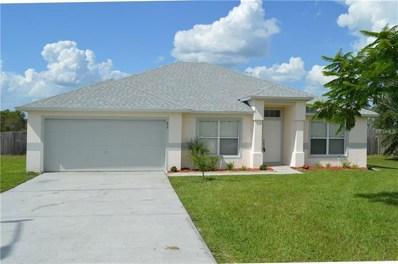 576 Hatchwood Drive, Haines City, FL 33844 - MLS#: P4900960