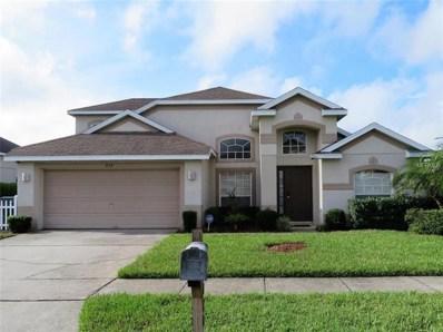 438 Bloomingdale Drive, Davenport, FL 33897 - MLS#: P4901361