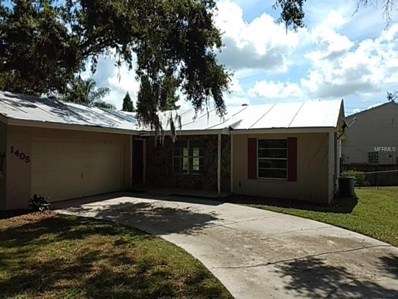 1405 Country Ridge Drive, Lakeland, FL 33801 - MLS#: P4901665