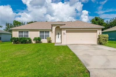 1604 Redfin Drive, Poinciana, FL 34759 - MLS#: P4901788