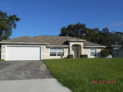 2920 Fairweather Way, Kissimmee, FL 34758 - MLS#: P4901847