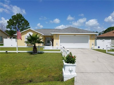 1615 Perdido Court, Poinciana, FL 34759 - MLS#: P4901968
