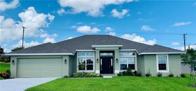 249 Brookshire Drive, Lake Wales, FL 33898 - MLS#: P4901992