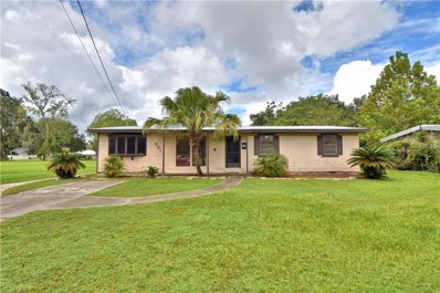 501 N Hendry Avenue, Fort Meade, FL 33841 - MLS#: P4902315