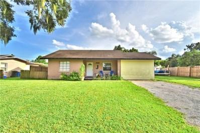 485 W Plumosa Street, Bartow, FL 33830 - MLS#: P4902365