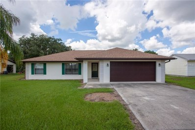 88 Bream St, Haines City, FL 33844 - MLS#: P4902444