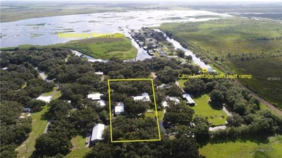 1458 Shady Lane Drive, Lake Wales, FL 33898 - MLS#: P4902588