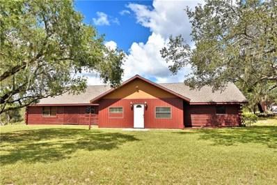 8880 Deer Run Drive, Lake Wales, FL 33898 - MLS#: P4902751