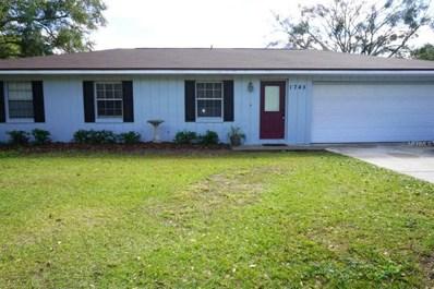 1745 Orangewood Circle, Bartow, FL 33830 - MLS#: P4902893