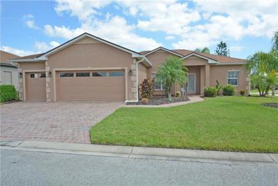 4601 Turnberry Lane, Lake Wales, FL 33859 - MLS#: P4902972