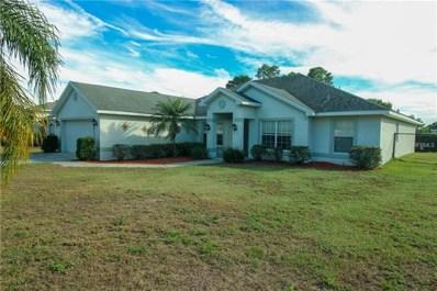 125 Alexander Estates Drive, Auburndale, FL 33823 - MLS#: P4902987