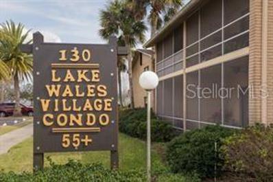 130 E Johnson Avenue UNIT 103, Lake Wales, FL 33853 - MLS#: P4903106