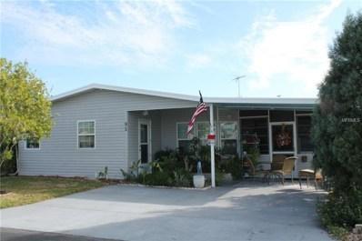 5130 Abc Road UNIT 93, Lake Wales, FL 33859 - MLS#: P4903571