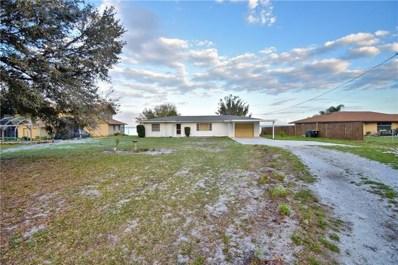 4119 Chambers Street, Lake Wales, FL 33898 - MLS#: P4904762