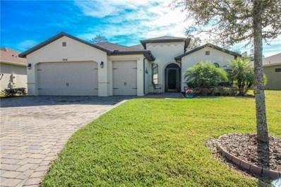 406 Fountain Valley Lane, Poinciana, FL 34759 - MLS#: P4905033