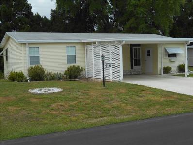 516 Tivoli Park Drive, Davenport, FL 33897 - MLS#: P4905127