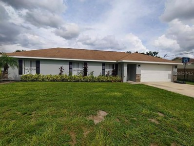 101 Circle Four Drive, Haines City, FL 33844 - #: P4907533